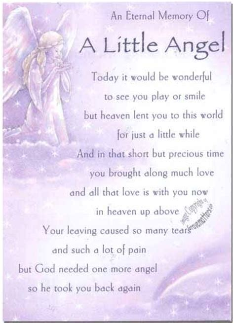 baby angel christmas quotes