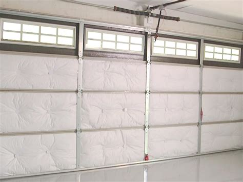 garage doors insulation how to insulate a garage door how tos diy
