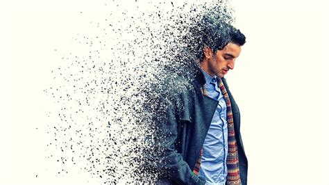 tutorial photoshop on dispersion effect particle dispersion effect photoshop tutorial cs6 cc