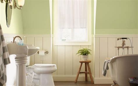 green and cream bathroom ideas the home depot pistachio ice cream glidden pistachio ice