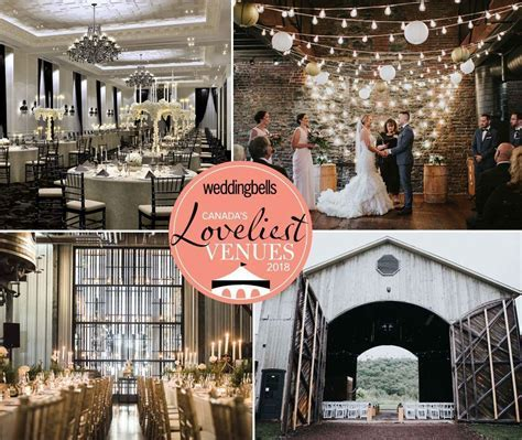 Canada's Loveliest Wedding Venues For 2018   Weddingbells