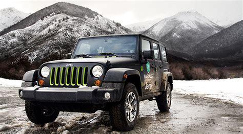 Winter Jeep Todos Los Beneficios De Jeep Winter Experience 2014
