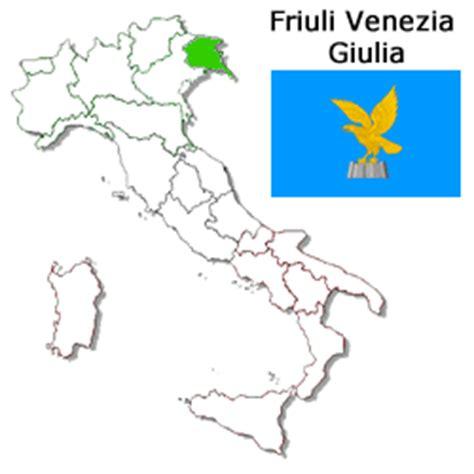 Friuli Venezia Giulia, Gorizia, Pordenone, Trieste, Udine, Italy