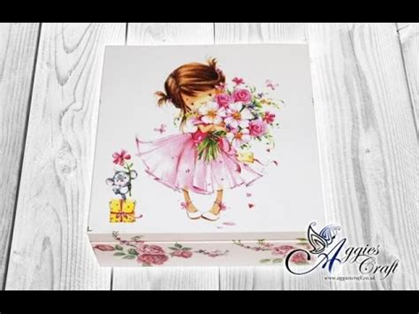 decoupage tutorial wood decoupage tutorial on wooden box how to use an iron to
