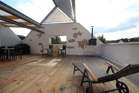 scheune zu wohnraum umbauen scheunen terrasse architekt erdudatz