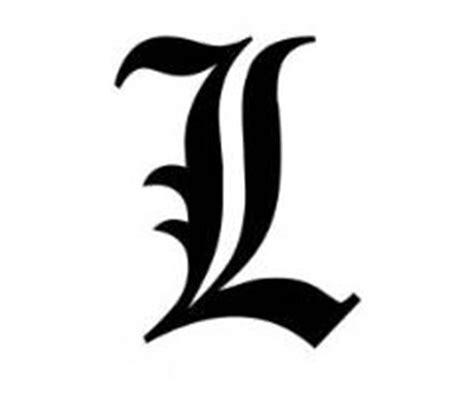 Symbol Of L image l symbol jpeg note wiki fandom powered