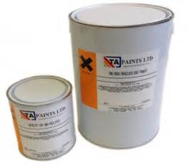 two pack epoxy garage floor paint wearing epoxy
