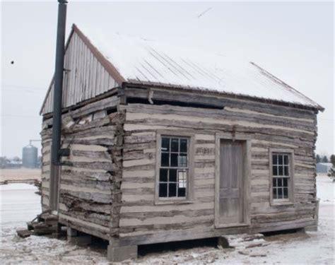 Log Cabin Restoration by Latham Il Log Cabin Restoration
