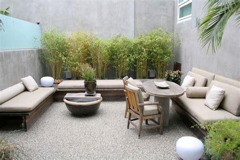 designer patio furniture minimaliste jardin d 233 coration de la maison deco maison