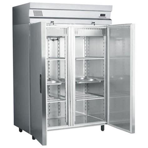 armoire refrigeree positive armoire refrigeree inox ventilee positive 2 portes gn 2 1