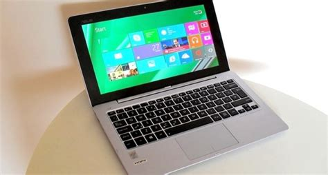Tablet Plus Laptop Asus this is a handful it s the asus transformer book trio the register