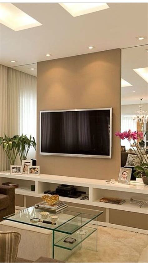 Tv Decorating Ideas | 40 tv wall decor ideas decoholic