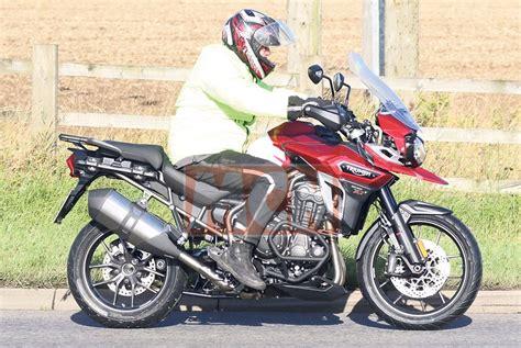 Gear Set Tiger By Bike World new triumph tiger explorer 1200s mcn