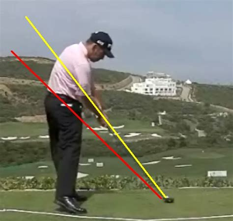 one plane golf swing setup how to hit the ball longer with a hybrid golf swing plane