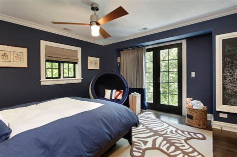 navy room transitional boy s room benjamin deusen blue 2 design