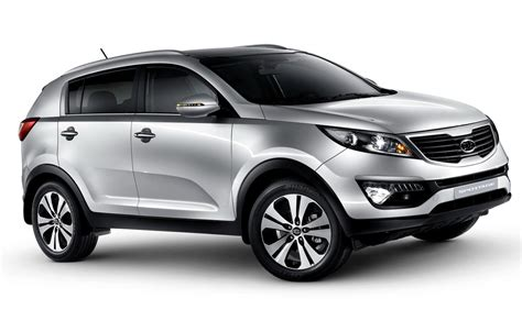 crossover vehicle kia sportagemost popular car