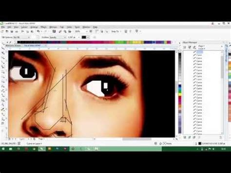tutorial wpap picsart tutorial wpap part 1 faceting doovi