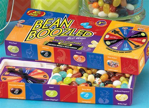 Bean Boozled Jelly Beans 4th Ed Beans Unik Aneka Rasa beanboozled jelly beans promise a trick or treat choose