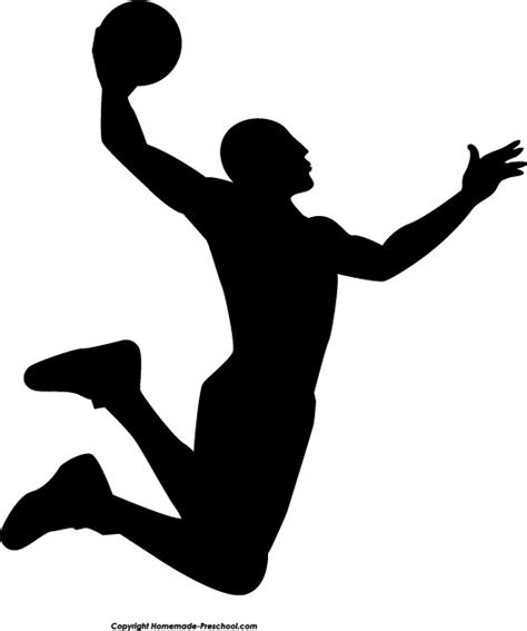 basketball silhouette 25 best ideas about basketball clipart on