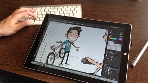 Review of the Surface Pro 3 as a replacement for a Wacom