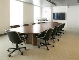 Knoll Meeting Table Pollock Executive Chair Knoll