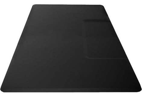 1 Inch Salon Mat - rectangular 1 quot anti fatigue salon mat with square cut out
