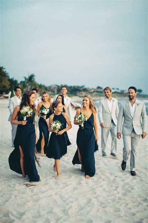 Best 25  Beach bridesmaid dresses ideas on Pinterest   Beach wedding bridesmaid dresses, Grey