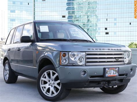 Range Rover Hawaii by Land Rover Range Rover Hse Autosource Automobile