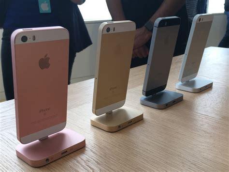 preorder  iphone se macworld