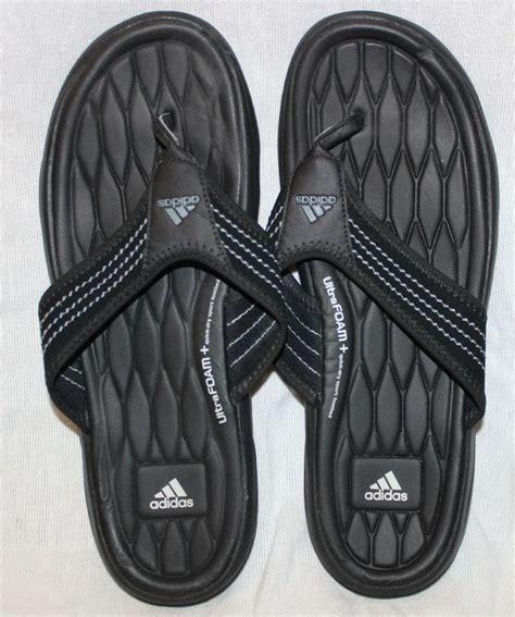 adidas comfort flip flops adidas 9 usa soft comfort ultra foam quickdry sport