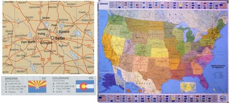 map usa michelin michelin united states highway map one map place
