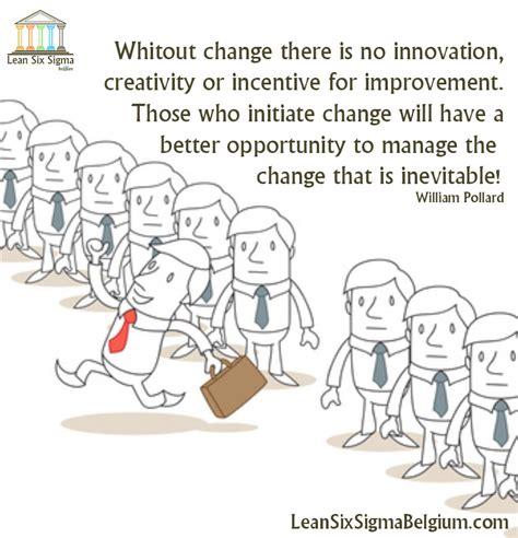 quotes on improvement continuous improvement quotes lean six sigma belgium