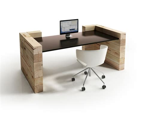 how to design a desk craftwand 174 office desk design trestles from craftwand architonic