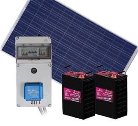 low cost solar power low cost complete 12v solar panel power kit aussie seller grid home caravan ebay