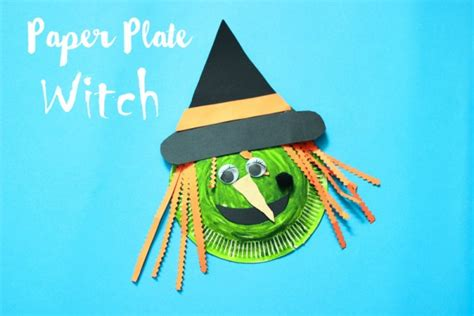 witch craft projects craft ideas for
