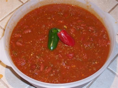 christmas chili recipe food com