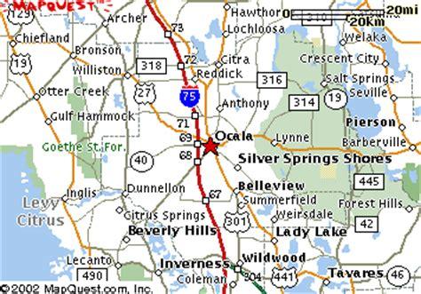 Ocala Fl Maps