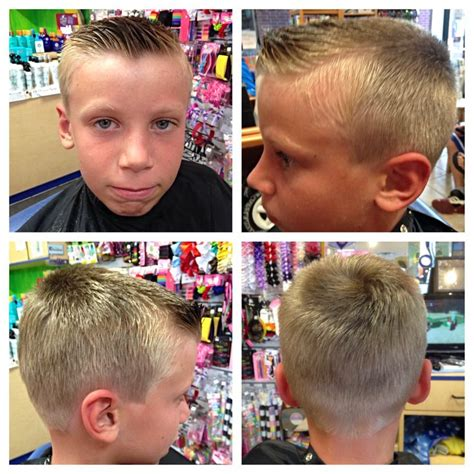 kidsnips haircuts  boys images  pinterest