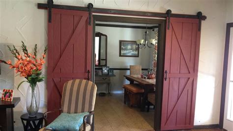 How To Build An Interior Barn Door Diy Sliding Barn Door