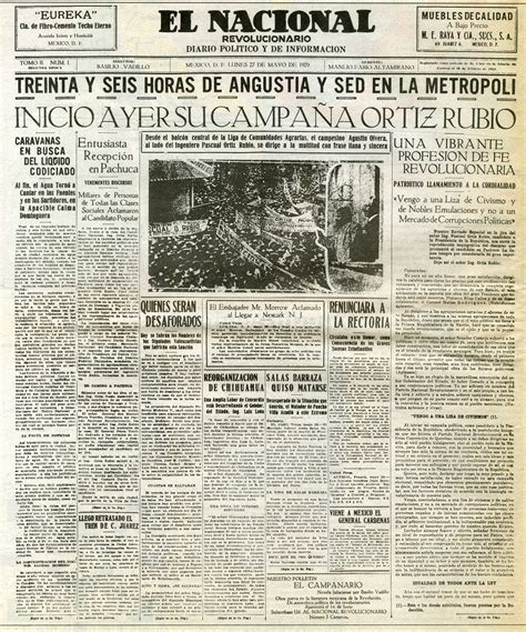 los diarios de emilio 85 186 aniversario de la fundaci 243 n de el nacional