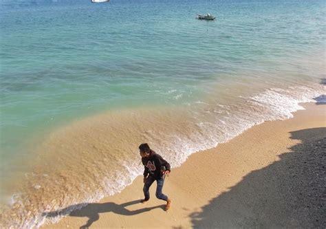 batu piak beach kota kupang ntt ntt natural culture tourism information center