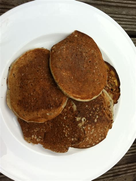 Buckwheat Pancake yeasted buckwheat pancakes recipe dishmaps