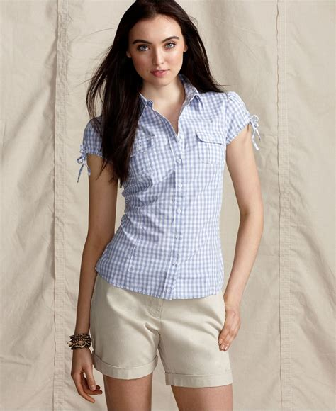 Macy S White Button Blouse by 17 Best Images About Button On