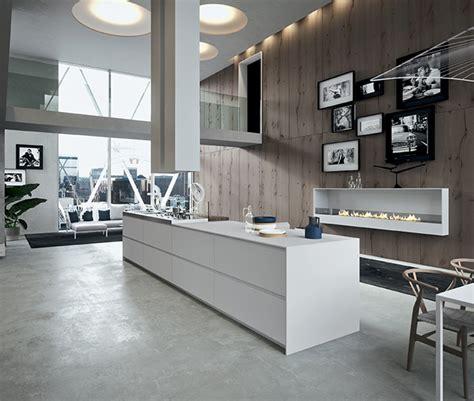 Grand Ilot Central Cuisine by Cuisine Moderne Avec Grand Ilot Central Dans Un Loft
