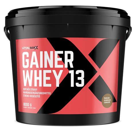 Whey Gainer vitalmax whey gainer fitness cz nejv茆t蝪 237 prodejce