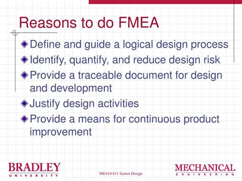 design fmea definition ppt fmea powerpoint presentation id 919218
