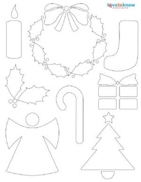 printable christmas stencils for cakes christmas cake stencils lovetoknow