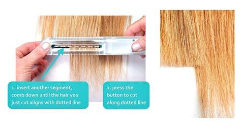 home hair cutting tool launches on kickstarter