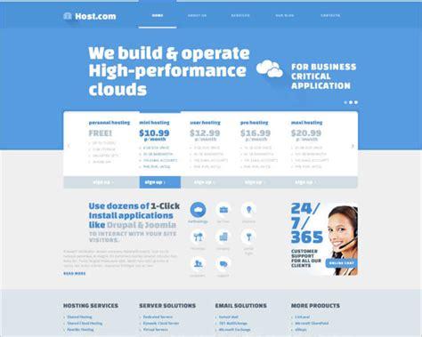 15 hosting joomla templates free premium templates