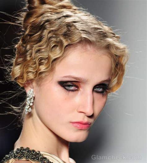 Hair And Makeup Venice Italy | venexiana fall winter 2012 venice inspired hairstyle makeup